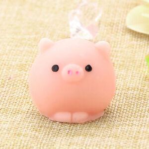 Mochi Squishy Animal Squeeze Healing Fun Kids Kawaii Toy Stress Reliever Toys