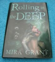 ROLLING IN THE DEEP Mira GRANT 9781596067080 limited 1000 numbered signed !! RAR