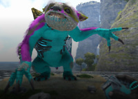 ark survival evolved XBOX PVE Male Cotton Candy Sap/Crystal Gacha CLONE