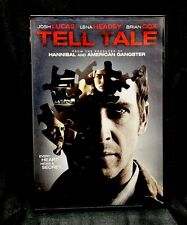 Tell Tale (DVD, 2009) Used Josh Lucas From Producer Of Hannibal