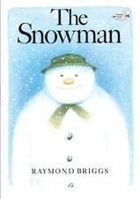 Snowman, The; by Raymond Briggs c1986, Paperback, NEW, We Combine Shipping
