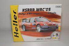 ZZ 1:24 HELLER CITROEN XSARA WRC '05 2005 RALLYE D'ALLEMAGNE MINT BOXED SEALED 2