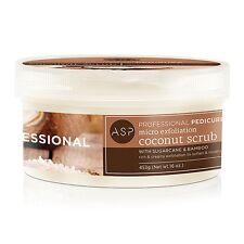 ASP Pedicure Exfoliant Scrub with Coconut 453g