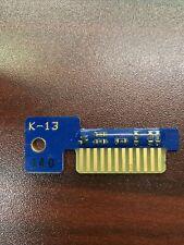 Snap On Scanner Mt2500 Mtg2500 Solus Ethos Modis Verus Personality Key K 9