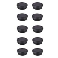10PCS  Body Front Cover +Rear Lens Cap for Canon EOS EF EF-S Series cameras