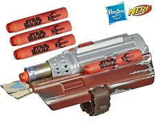 Star Wars The Mandalorian Rocket Gauntlet Nerf Dart Launcher Gun - NWOP
