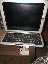 Hp/Compaq Tc1100 Tablet Pc 1.0Ghz, 1.25Gb, 80Gb w/Windows 7 Professional Os