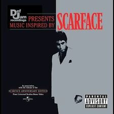 Music Inspired by Scarface [PA] by Various Artists (CD Def Jam) new promo