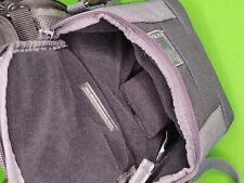 2 Mini Camera Bags Delsey, Case Logic (Dd4)
