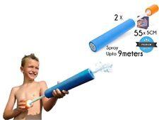 Water Foam Blaster Pistol Pump Kids Fun Hydro Shooter Pool Squirter Toy Outdoor