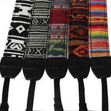 Vintage Pattern Shoulder Neck Strap Belt Sling For Sony DSLR SLR Digital Camera