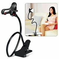 New Lazy Hands Free Phone Holder Bracket Clip Mount Bracket for All Smartphones