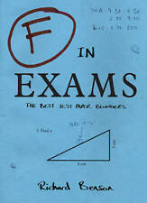 F in Exams: The Funniest Test Paper Blunders (Hu, Richard Benson, New