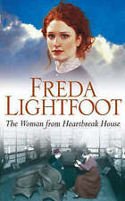 The Woman from Heartbreak House by Freda Lightfoot (Paperback) New Book