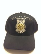 USAF Fire Protection Deputy Chief Baseball Cap
