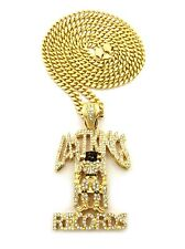 NEW ICED OUT TYGA LAST KING CHAIN.