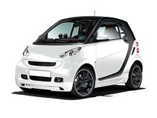 SMART FORTWO 451 2007 - 2014  WORKSHOP SERVICE &  REPAIR MANUAL  CD / DVD DISC
