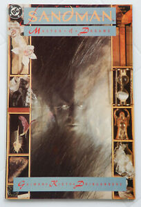 Sandman Master of Dreams #1 Neil Gaiman 1st Morpheus KEY ISSUE!