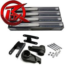"ROX 2006-2010 Hummer H3 4WD 3"" Front+2"" Rear LIFT LEVEL KIT With Procomp Shocks"
