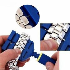 Watch Chain Band Link Remover Bracelet Strap Adjuster Repairing Tool Parts