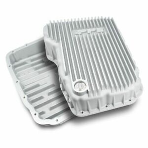 PPE 68RFE Raw Finish Transmission Pan For 07.5-21 Dodge Ram 6.7L Cummins Diesel
