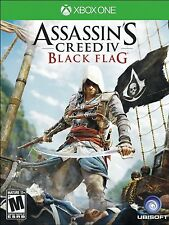 Assassin's Creed IV: Black Flag (Microsoft Xbox One, 2014) - Japanese Version