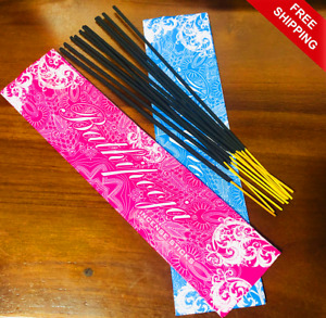 Incense Sticks Heavily Scented Jasmine Mix Match Fragrance Hand Dipped 10 Stick