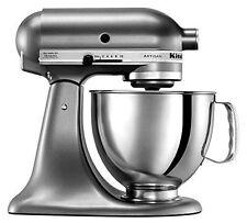 KitchenAid Stand Mixer tilt 5-QT RRK150QG REFURB R-Ksm150psqg Liquid Graphite