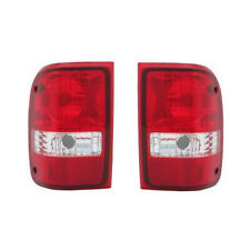 NEW PAIR OF TAIL LIGHTS FIT FORD RANGER BASE 2008 2010-11 FO2818121 6L5Z-13404-A