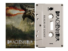 DRACHENFEUER - Realm of Light Cassette Tolkien Dungeon Synth Summoning Elador