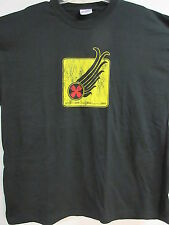 CHEVELLE DISTRESSED LOGO BAND / CONCERT / MUSIC T-SHIRT LARGE