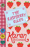 The Raspberry Rules by Karen McCombie,  Used Book (Paperback) Fast & FREE Delive