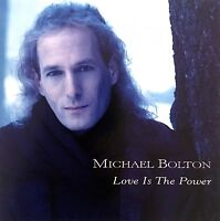 Michael Bolton ‎Maxi CD Love Is The Power - Promo - USA (M/M)