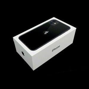 Boîte Vide Pour Apple IPHONE 11 Noir 64GB avec Gratuit Chargement Câble