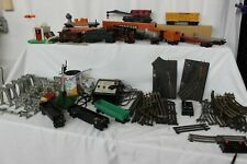 Vintage Train, Track, Misc Shapes, Sizes and Power Supply