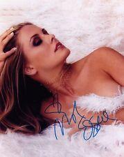 Nicole Eggert Autographed 8x10 Photo Baywatch (2)