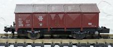 Train électrique - N - ROCO - Wagon tombereau avec toit 2324- # R 010