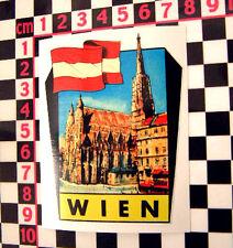 German Classic Car Auto Retro Oldtimer Youngtimer Austrian Holiday Sticker