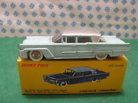 Vintage -  LINCOLN  PREMIERE        -  Dinky toys  532