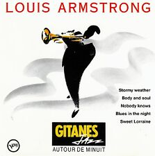 Louis Armstrong: GITANES JAZZ/CD-COMME NEUF