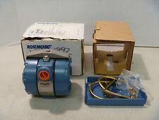 Rosemount 444 Rl3u1a2e8 Temperature Transmitter Nib