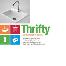 Caroma cubus laundry vanity basin