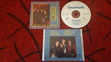 Latin Pop Rock CALLEJONES **Al Pie De Cañon** VERY RARE 1991 SPANISH CD
