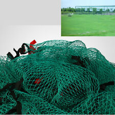 3*3M Golf Practice Hitting Cricket Net Nylon Netting Barrier Ending Border Green