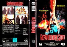 "VHS - "" Gefährlicher STOFF ( The Take ) "" (1993) - Ray Sharkey - CIC"