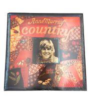 "VINTAGE ANNE MURRAY COUNTRY VINYL 12"" LP 1974 RECORDS ALBUM"