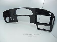 SAAB 2008 2009  dashboard cluster bezel fine wood trim w vents 12758679 GM OEM