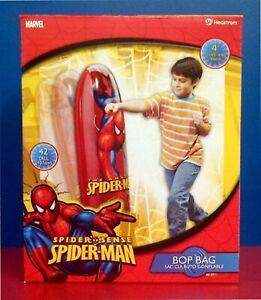 """Hedstrom Ultimate Spiderman Bop Bag- 42"""""""