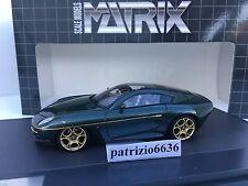Matrix Scale Models 1/43 Alfa Romeo Disco Volante Touring Green Art. Mx40102-032