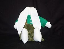 Hand Crafted Faceless Bunny Rabbit Easter Stuffed Toy Doll Handmade